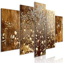 Kép - Falling Leaves (5 Parts) Wide