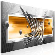Kép - Silver Wings (1 Part) Narrow Orange
