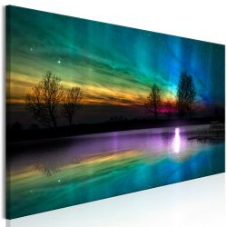 Kép - Rainbow Aurora (1 Part) Narrow