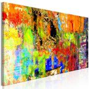 Kép - Colourful Abstraction (1 Part) Narrow