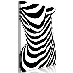 Kép - Zebra Woman (1 Part) Vertical