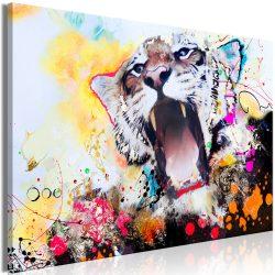 Kép - Tiger's Roar (1 Part) Wide