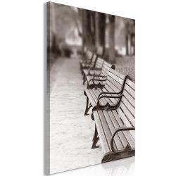 Kép - Park Benches (1 Part) Vertical