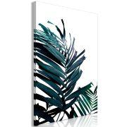 Kép - Emerald Leaves (1 Part) Wide