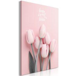 Kép - Six Tulips (1 Part) Vertical