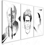 Kép - Facial Composition (3 Parts)