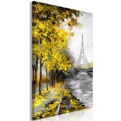 Kép - Paris Channel (1 Part) Vertical Yellow