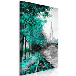 Kép - Paris Channel (1 Part) Vertical Green