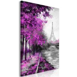Kép - Paris Channel (1 Part) Vertical Pink