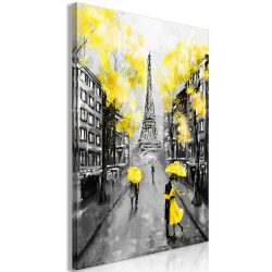Kép - Paris Rendez-Vous (1 Part) Vertical Yellow