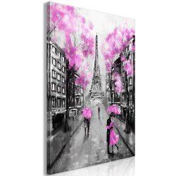 Kép - Paris Rendez-Vous (1 Part) Vertical Pink
