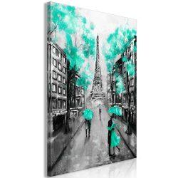 Kép - Paris Rendez-Vous (1 Part) Vertical Green