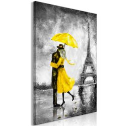 Kép - Paris Fog (1 Part) Vertical Yellow