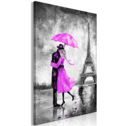 Kép - Paris Fog (1 Part) Vertical Pink