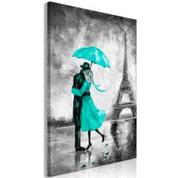 Kép - Paris Fog (1 Part) Vertical Green