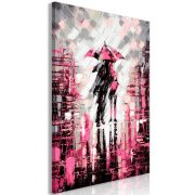 Kép - Lovers in Colour (1 Part) Vertical Pink