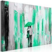 Kép - Umbrella in Love (1 Part) Wide Green