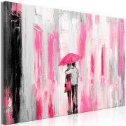 Kép - Umbrella in Love (1 Part) Wide Pink