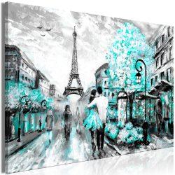 Kép - Colourful Rendez-Vous (1 Part) Wide Turquoise