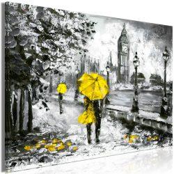 Kép - Walk in London (1 Part) Wide Yellow