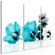 Kép - Calm Mallow (3 Parts) Turquoise
