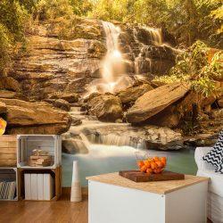 Fotótapéta - Sunny Waterfall