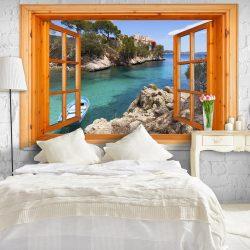 Fotótapéta - Mediterranean Landscape