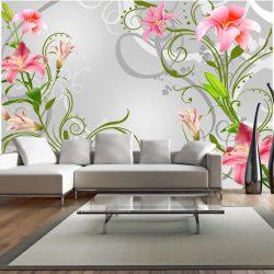 Fotótapéta - Subtle beauty of the lilies III