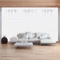 Fotótapéta - Home, sweet home - wall