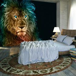 Fotótapéta - Abstract lion