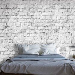 Fotótapéta - White brick