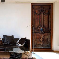 Fotótapéta ajtóra - Luxury Door