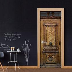 Fotótapéta ajtóra - Medieval Entrance