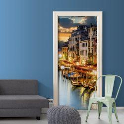 Fotótapéta ajtóra - Venetian Harbour