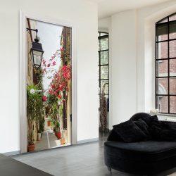 Fotótapéta ajtóra - Charming Avenue