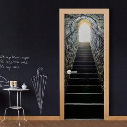 Fotótapéta ajtóra - Secret Passage
