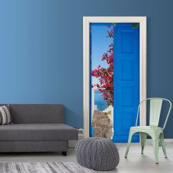 Fotótapéta ajtóra - Door into Summer