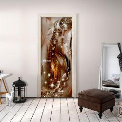 Fotótapéta ajtóra - Photo wallpaper – Abstraction I
