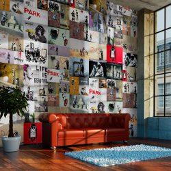 Fotótapéta - Banksy - a collage