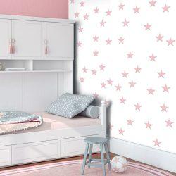 Fotótapéta - Pink Stars