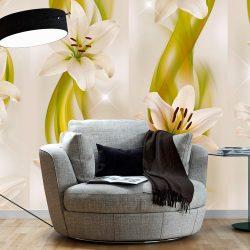 Fotótapéta - Lilies avant-garde