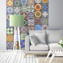 Fotótapéta - Colorful Mosaic