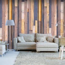 Fotótapéta - Wooden Alliance