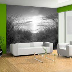 Fotótapéta - beach (black and white)