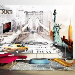 Fotótapéta - New York streets