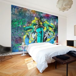 Fotótapéta - Graffiti maker