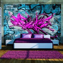 Fotótapéta - Anonymous graffiti
