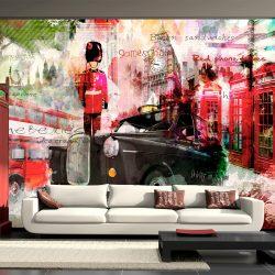 Fotótapéta - Streets of London