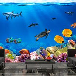 Fotótapéta - Underwater kingdom