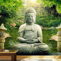 Fotótapéta - Buddha's garden